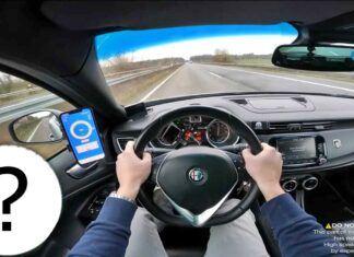 Ile wyciągnie Alfa Romeo Giulietta QV na autostradzie?