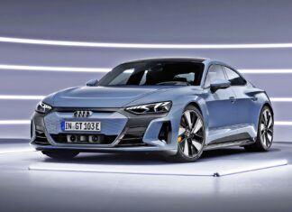 Nowe Audi e-tron GT – oficjalne zdjęcia i informacje
