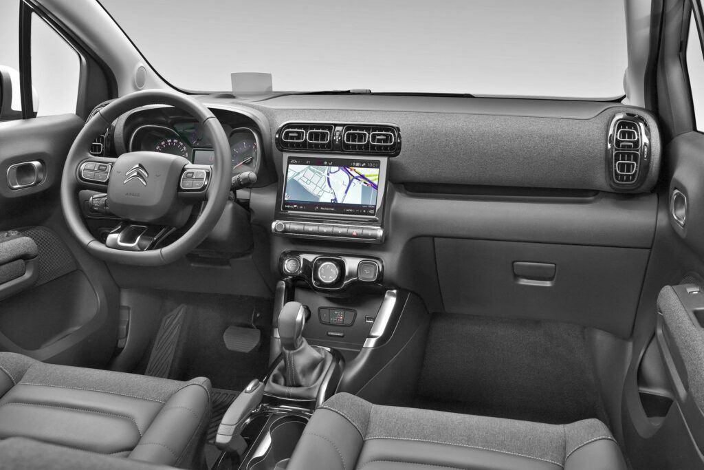 Nowy Citroen C3 Aircross (2021)