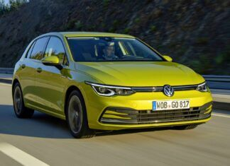 Sprzedaż nowych aut w Europie w 2020 roku