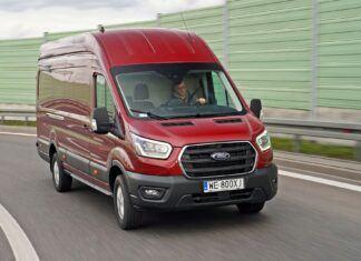 Ford nowym liderem rynku samochodów dostawczych w Polsce