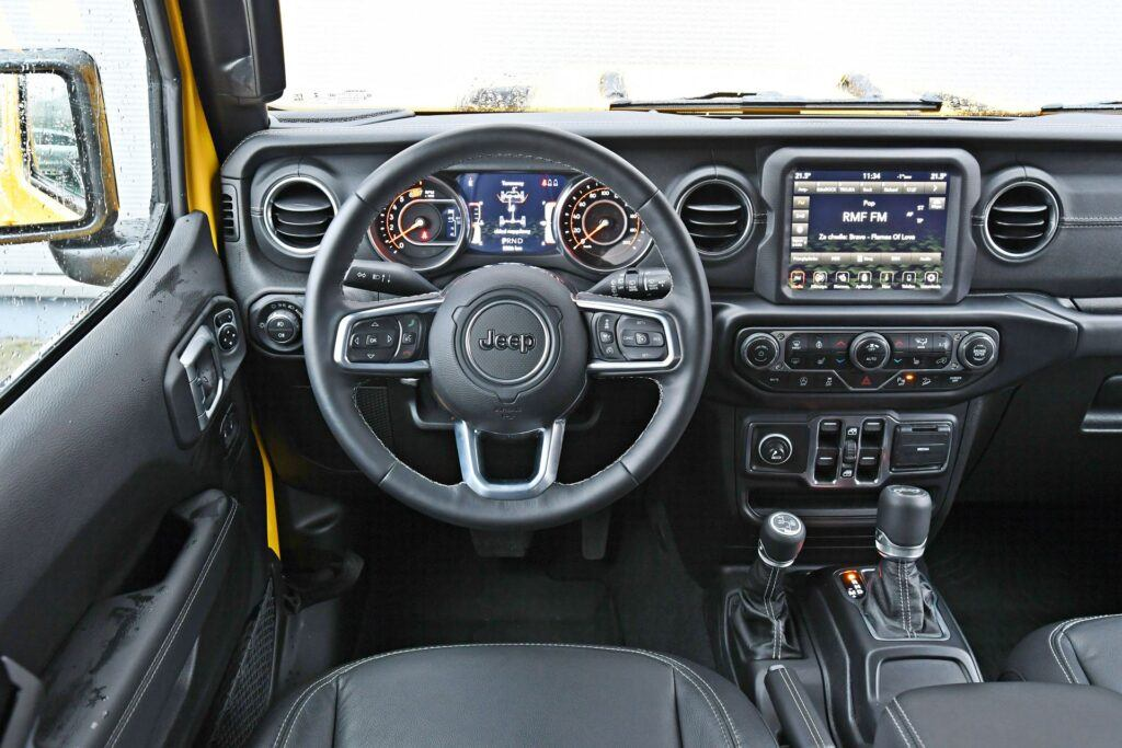 Jeep Wrangler Unlimited (2021)