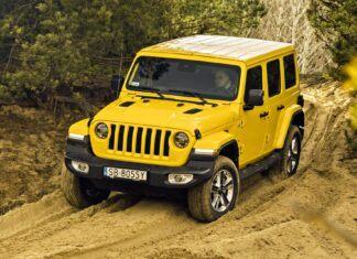 Jeep Wrangler JL (2021). Opis wersji i cennik