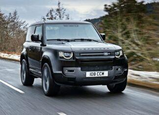 Land Rover Defender V8 – terenówka o sportowych osiągach