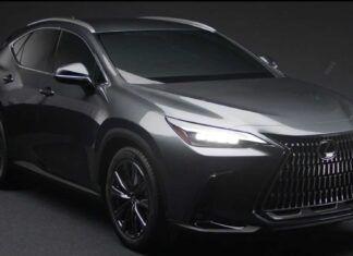 Nowy Lexus NX – (nie)oficjalne zdjęcia i informacje