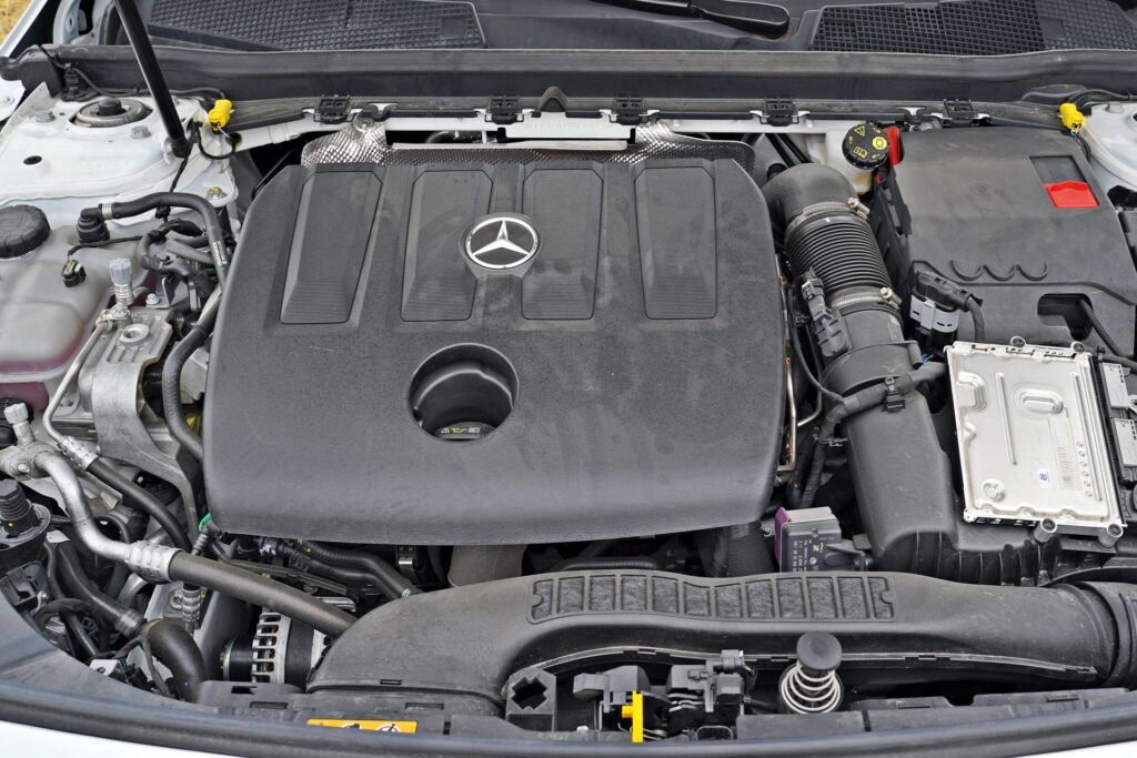 Mercedes klasy A (2021)