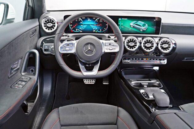 Mercedes klasy A Limuzyna (2021)
