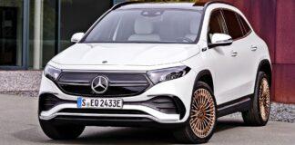Mercedes EQA 250 (2021)