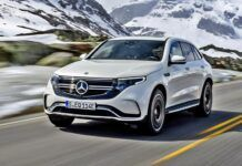 Mercdes EQC 400 Sport 4Matic
