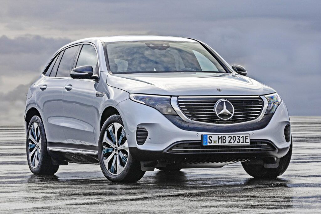 Mercdes EQC 400 4Matic