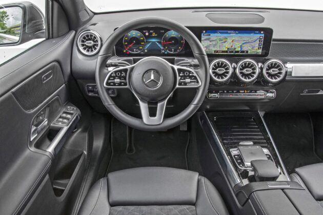 Mercedes GLB (2021)