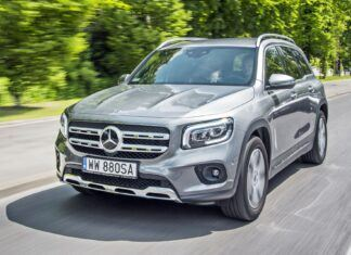 Nowy Mercedes GLB (2021). Opis wersji i cennik