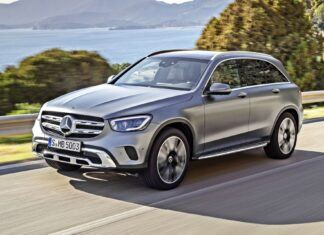 Nowy Mercedes GLC (2021). Opis wersji i cennik