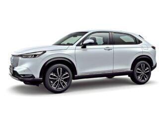 Nowa Honda HR-V (2021) – oficjalne zdjęcia i informacje
