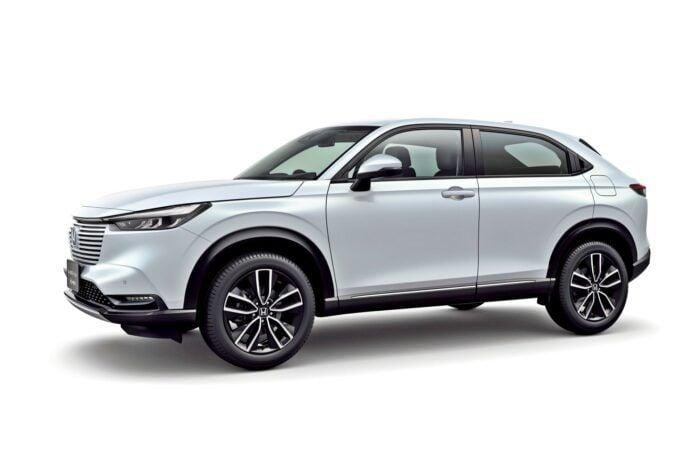 Honda HR-V (2021)