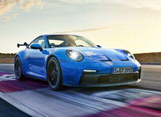 Nowe Porsche 911 GT3 (2021) – oficjalne zdjęcia i informacje