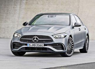 Nowy Mercedes klasy C (W206) – oficjalne zdjęcia i informacje