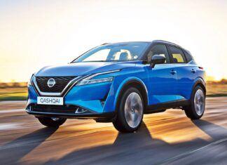 Nowy Nissan Qashqai (2021) – oficjalne zdjęcia i informacje