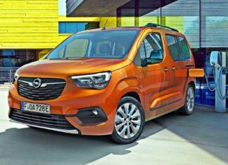 Nowy Opel Combo-e Life – elektryczny kombivan z Russelsheim