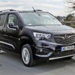 Opel Combo Life - przód