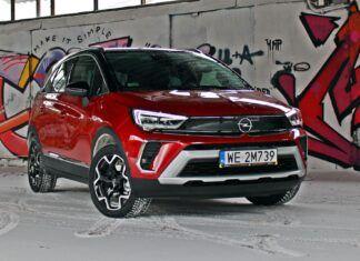 Nowy Opel Crossland z bliska – pierwsze wrażenia