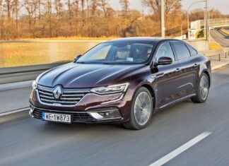 Nowe Renault Talisman (2021). Opis wersji i cennik