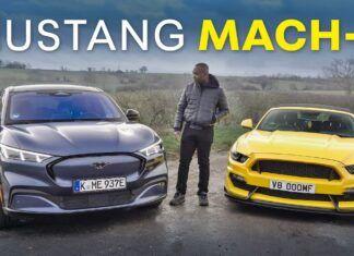 Nowy Ford Mustang Mach-E – ile ma wspólnego z pierwowzorem?