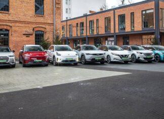 7 samochodów elektrycznych – PORÓWNANIE