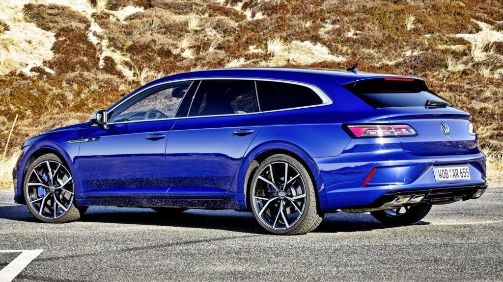 VW Arteon R Shooting Brake - tył