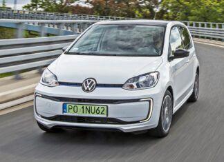 Volkswagen e-Up! (2021). Opis wersji i cennik