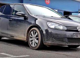 Volkswagen Golf po 376 000 km. Zobacz, co go spotkało!