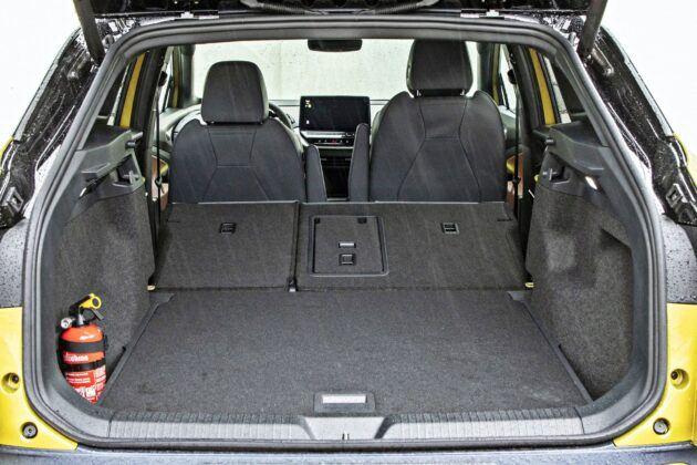 VW ID.4 - bagażnik