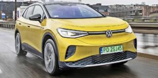 VW ID.4 - przód