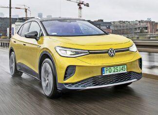 Volkswagen ID.4 (2021). Opis wersji i cennik