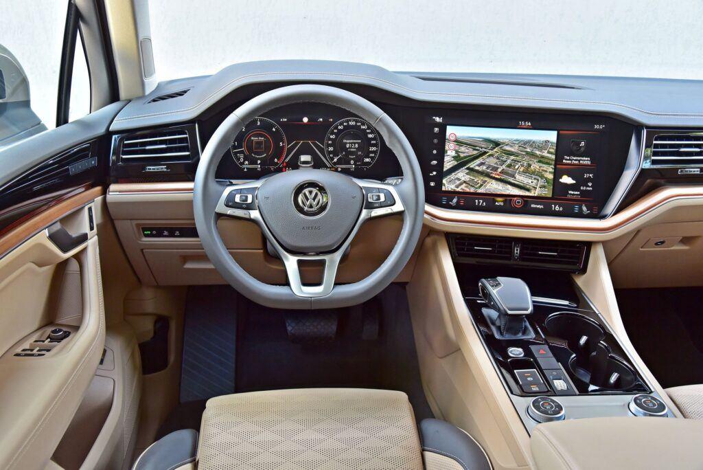 VW Touareg (2021)