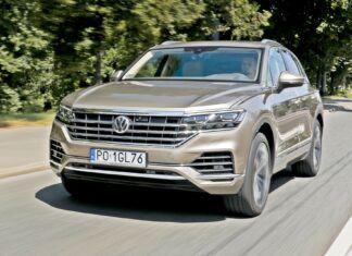 Volkswagen Touareg (2021). Opis wersji i cennik