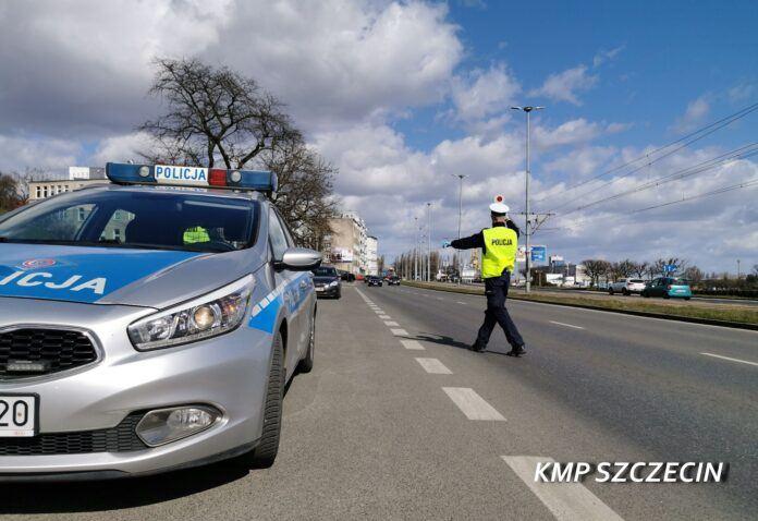 Policja Szczecin zatrzymanie