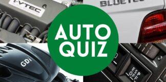 Auto-Quiz. Skróty motoryzacyjne