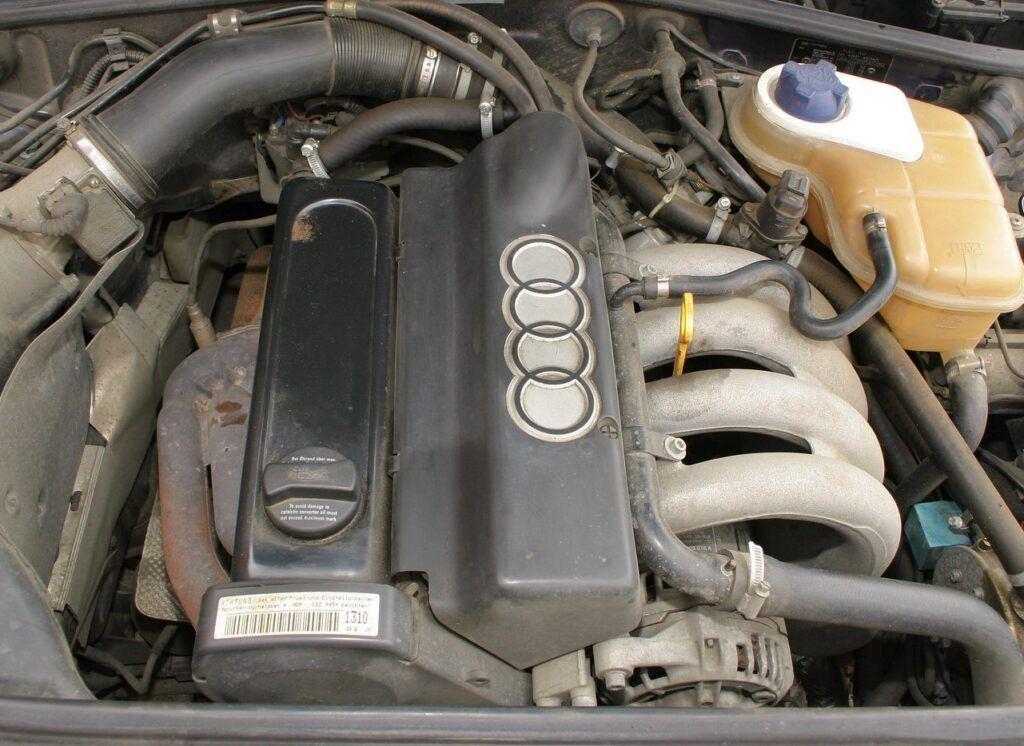 Audi 1.6 silnik