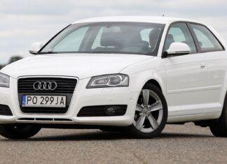 Żarówki Audi  A3 (8P) - jakie potrzebne do wymiany?