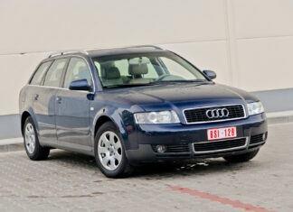 Żarówki Audi A4 (B6) - jakie potrzebne do wymiany?