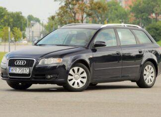 Żarówki Audi A4 (B7) - jakie potrzebne do wymiany?