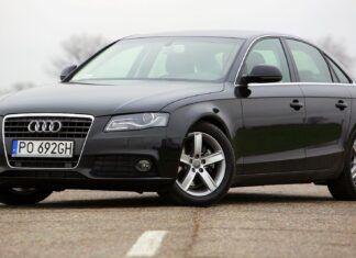 Żarówki Audi A4 (B8) - jakie potrzebne do wymiany?