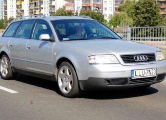 Używane Audi A6 (C5; 1997-2004) - opinie, dane techniczne, typowe usterki