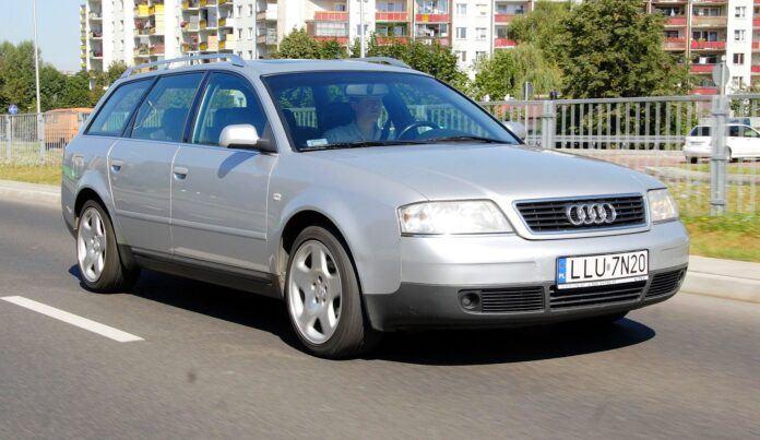 Audi A6 C5 18