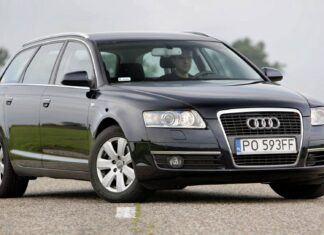 Żarówki Audi A6 (C6) - jakie potrzebne do wymiany?