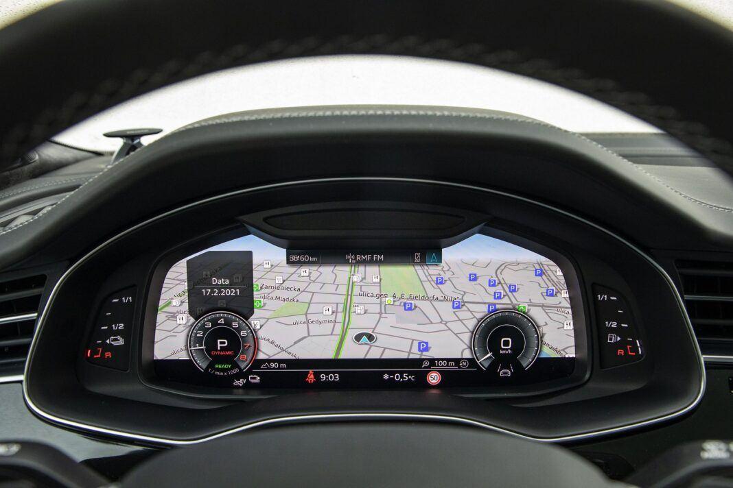 Audi Q7 60 TFSI e quattro (2021) - test - 01