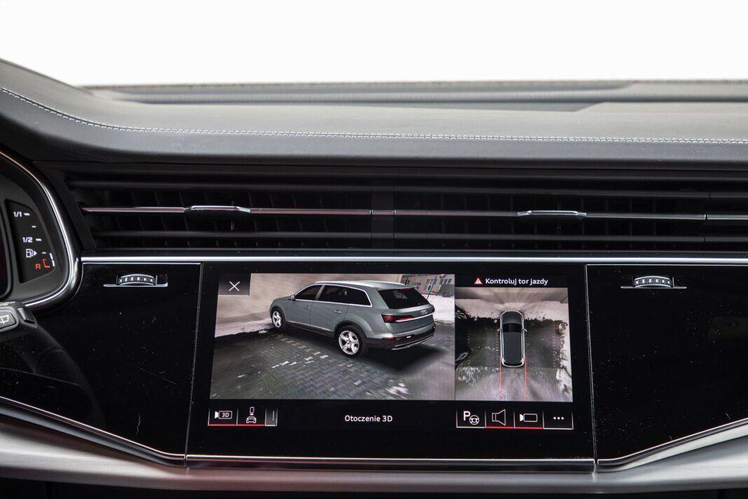 Audi Q7 60 TFSI e quattro (2021) - test - 09