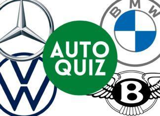 AUTO-QUIZ [7] Quiz wiedzy motoryzacyjnej. Marki samochodowe