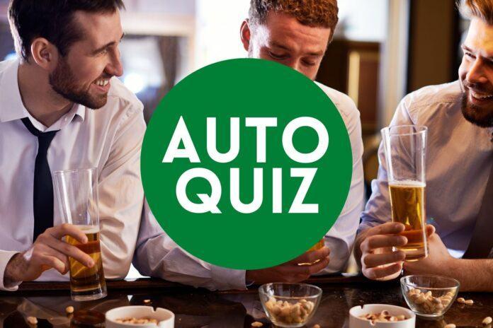 Auto Quiz 8 slang motoryzacyjny